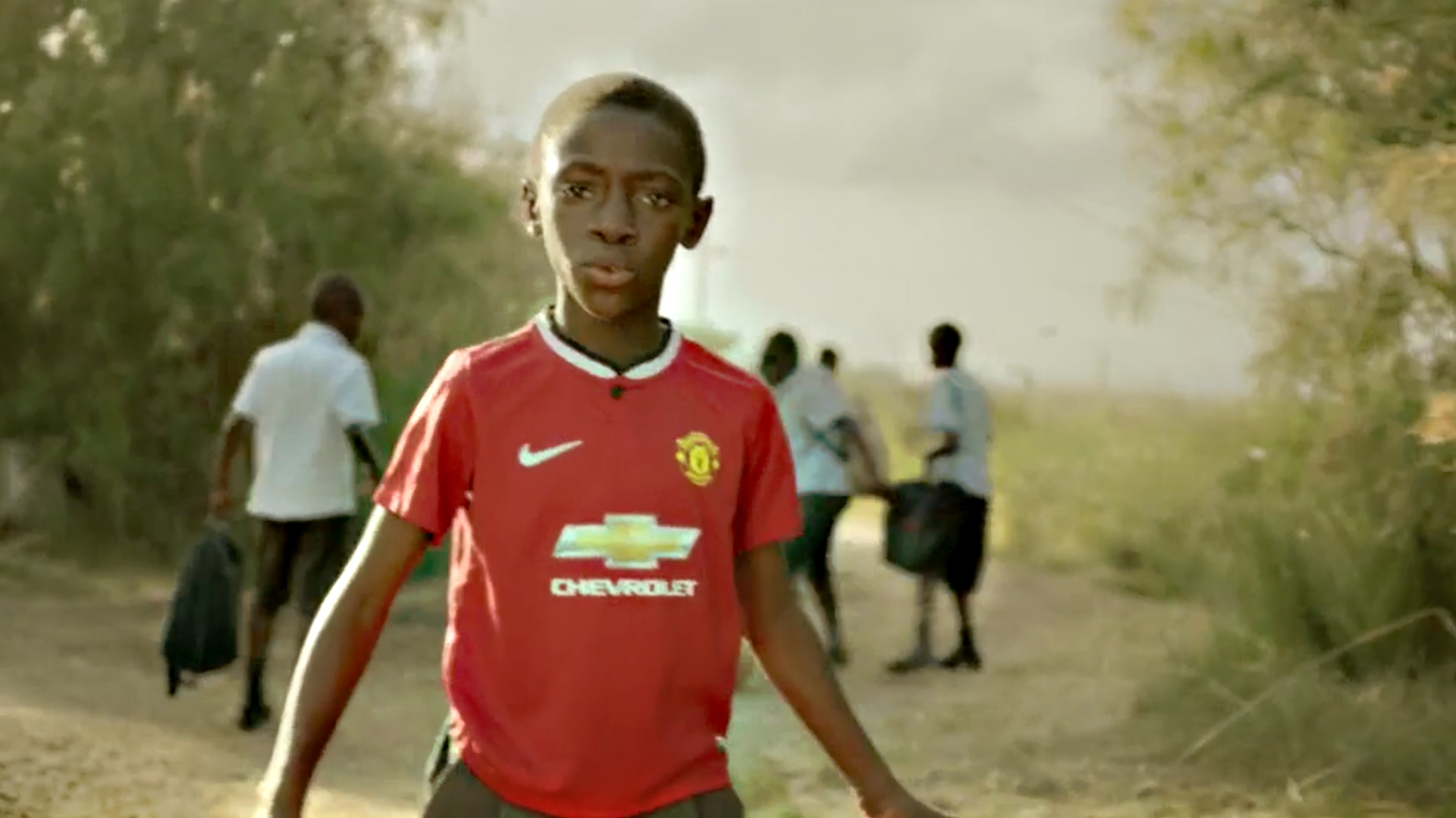 Chevrolet x Manchester United